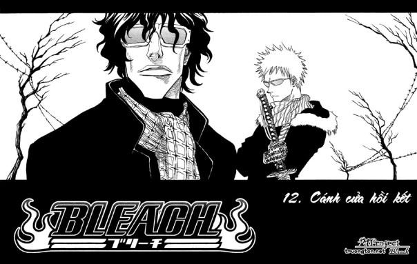 Bleach – Chap 12
